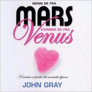 Menn er fra Mars, kvinner er fra Venus (lydbo