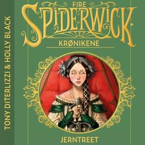 Jerntreet (lydbok) av Tony DiTerlizzi, Holly