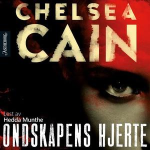 Ondskapens hjerte (lydbok) av Chelsea Cain