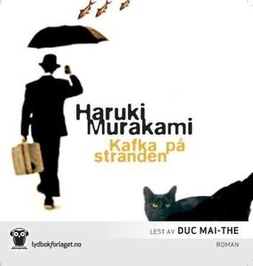 Kafka på stranden (lydbok) av Haruki Murakami