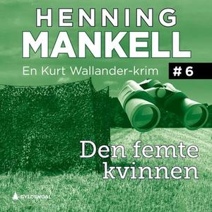 Den femte kvinnen (lydbok) av Henning Mankell