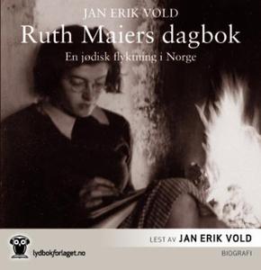 Ruth Maiers dagbok (lydbok) av Jan Erik Vold