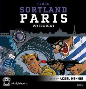 Paris-mysteriet (lydbok) av Bjørn Sortland