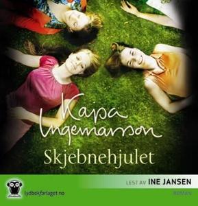 Skjebnehjulet (lydbok) av Kajsa Ingemarsson