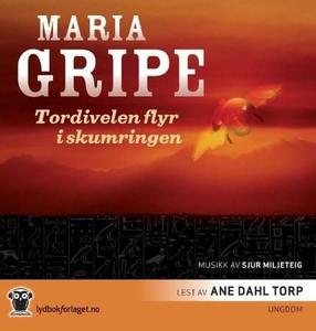 Tordivelen flyr i skumringen (lydbok) av Mari