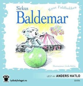 Sirkus Baldemar (lydbok) av Knut Faldbakken