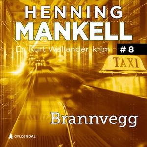 Brannvegg (lydbok) av Henning Mankell