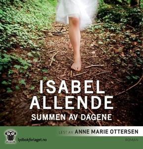 Summen av dagene (lydbok) av Isabel Allende
