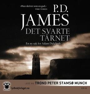 Det svarte tårnet (lydbok) av P.D. James