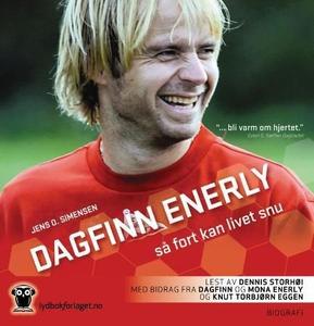 Dagfinn Enerly (lydbok) av Jens O. Simensen