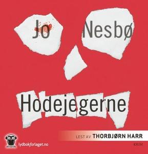 Hodejegerne (lydbok) av Jo Nesbø