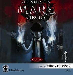 Circus (lydbok) av Ruben Eliassen