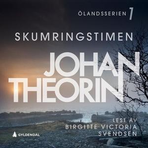 Skumringstimen (lydbok) av Johan Theorin