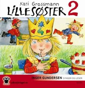 Lillesøster 2 (lydbok) av Kari Grossmann
