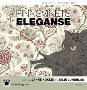 Pinnsvinets eleganse (lydbok) av Muriel Barbe