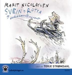 Svein og rotta og verdensmesterskapet (lydbok