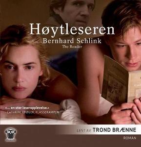 Høytleseren (lydbok) av Bernhard Schlink