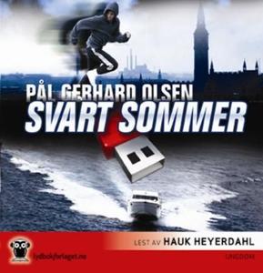 Svart sommer (lydbok) av Pål Gerhard Olsen