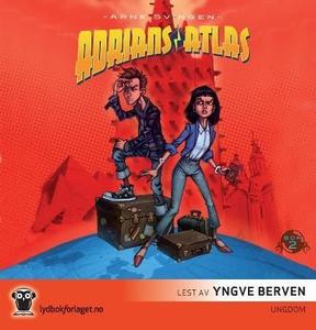 Adrians atlas (lydbok) av Arne Svingen