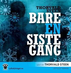 Bare en siste gang (lydbok) av Thorvald Steen