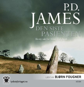 Den siste pasienten (lydbok) av P.D. James