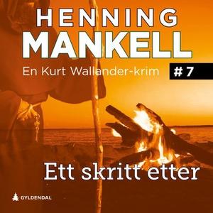 Ett skritt etter (lydbok) av Henning Mankell