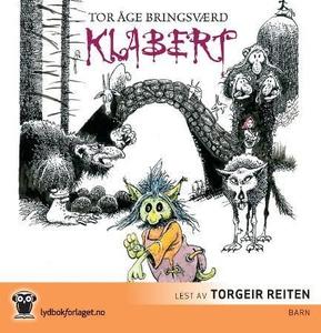 Klabert (lydbok) av Tor Åge Bringsværd