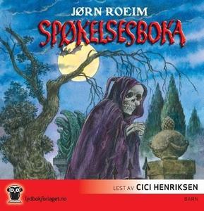Spøkelsesboka (lydbok) av Jørn Roeim