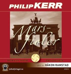 Marsfioler (lydbok) av Philip Kerr