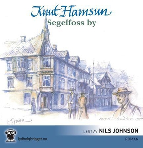Segelfoss by (lydbok) av Knut Hamsun