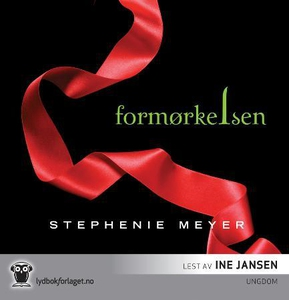 Formørkelsen (lydbok) av Stephenie Meyer