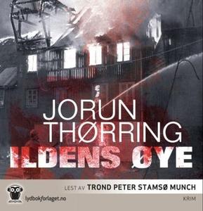 Ildens øye (lydbok) av Jorun Thørring