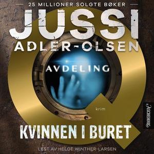 Kvinnen i buret (lydbok) av Jussi Adler-Olsen