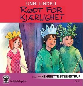 Rødt for kjærlighet (lydbok) av Unni Lindell