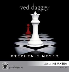 Ved daggry (lydbok) av Stephenie Meyer