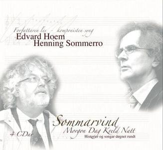 Sommarvind (lydbok) av Edvard Hoem, Henning S