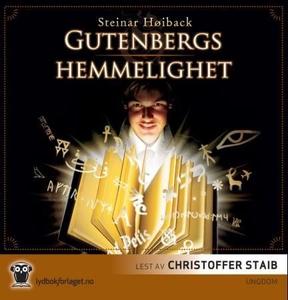 Gutenbergs hemmelighet (lydbok) av Steinar Hø