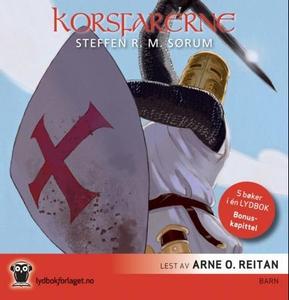 Korsfarerne (lydbok) av Steffen R. M. Sørum
