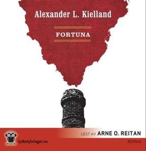 Fortuna (lydbok) av Alexander L. Kielland