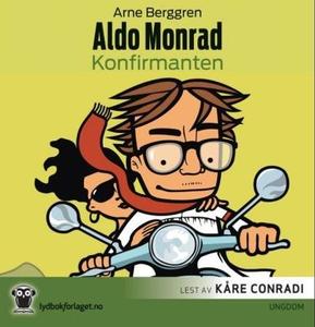 Konfirmanten (lydbok) av Arne Berggren