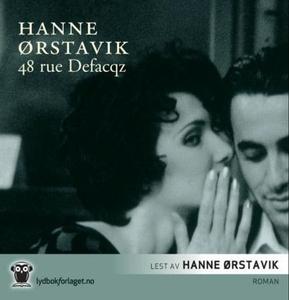 48 rue Defacqz (lydbok) av Hanne Ørstavik