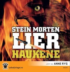 Haukene (lydbok) av Stein Morten Lier