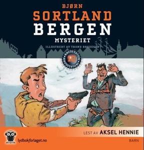 Bergen-mysteriet (lydbok) av Bjørn Sortland
