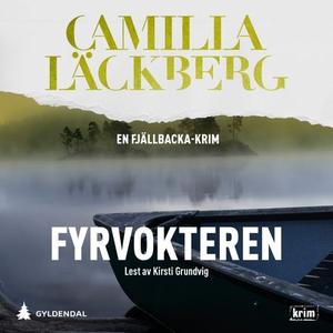 Fyrvokteren (lydbok) av Camilla Läckberg
