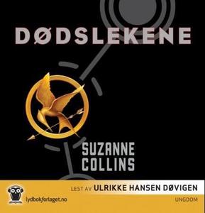 Dødslekene (lydbok) av Suzanne Collins