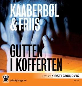 Gutten i kofferten (lydbok) av Lene Kaaberbøl