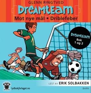 Mot nye mål ; Driblefeber (lydbok) av Glenn R