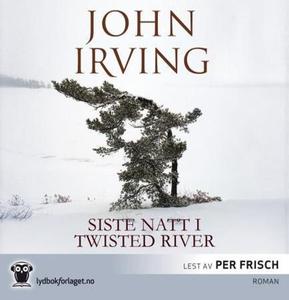 Siste natt i Twisted River (lydbok) av John I