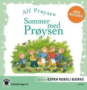 Sommer med Prøysen (lydbok) av Alf Prøysen