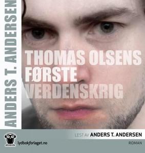 Thomas Olsens første verdenskrig (lydbok) av